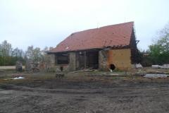 Rekonstrukce zámeckého areálu Skřivaň, okres Rakovník (foto z realizace)