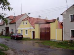 Rekonstrukce RD v obci Rousínov