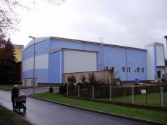 Stavební úpravy a změna užívání průmyslového v Rakovníku